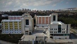 Koronavirüsle mücadele eden sağlık çalışanlarına yurt tahsis edildi