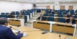 Mevsimlik işçiler konusunda Kovid-19 tedbirleri toplantısı yapıldı