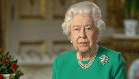İngiltere Kraliçesi II. Elizabeth korona gündemiyle ulusa seslendi