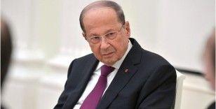 Lübnan Cumhurbaşkanı Avn: 'Lübnan büyük bir ekonomik gerileme geçiriyor'
