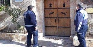 Mardin Büyükşehir Belediyesinden korona virüs seferberliği