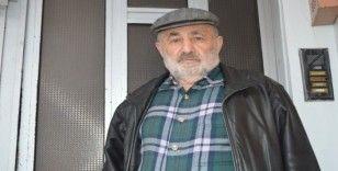 75 yaşındaki Ahmet Şimşek'den Milli Dayanışma Kampanyası'na Bin Euro destek