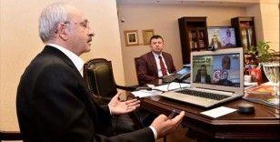 Kılıçdaroğlu: Salgının ülkemize getirdiği hasarı hafifletmek için hep birlikte mücadele ediyoruz
