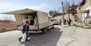Sungurlu'da ihtiyaç sahiplerine yardım