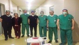 65 yaşındaki şahsın organları 3 kişiye umut oldu