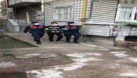 Jandarmadan terör operasyonu: 1 gözaltı