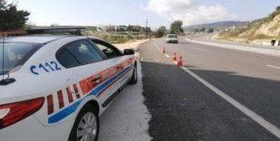 Mersin'de radara yakalanan 309 araca 192 bin lira ceza kesildi