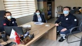 Eskişehir'de salgın değerlendirme toplantısı