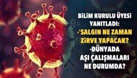 Türkiye'de salgın ne zaman zirve yapacak?