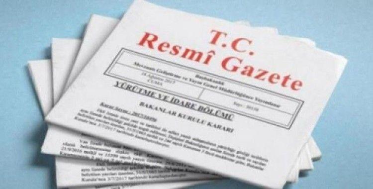 Diyanet İşleri Başkanlığı ek ders ücretlerine ilişkin Cumhurbaşkanı Kararı Resmi Gazete'de