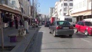 Sur'a araç girişleri yasaklandı