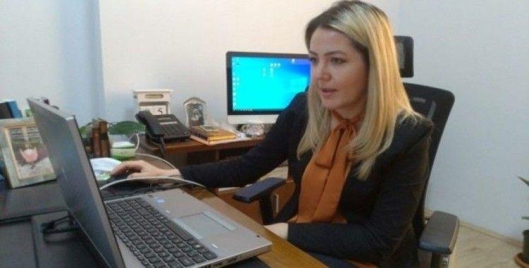 DPÜ öğrencileri derslere internet ortamından katılıyor