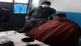 Bursa'da olduğu iddia edilen kaçak tıraş operasyonun Çankırı'da yapıldığı ortaya çıktı