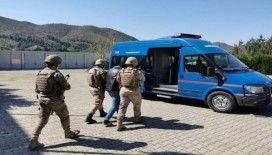 Siirt'te 3 yıl kesinleşmiş hapis cezası bulunan zanlı yakalandı