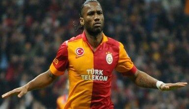 42 yaşındaki Didier Drogba'dan 45 saniyede 122 mekik