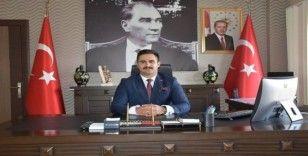 Kaymakam Ülkü'den Polis Haftası mesajı