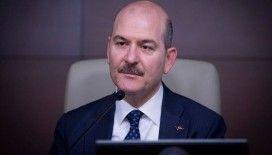 İçişleri Bakanı Soylu: 'Terörle mücadelede yılbaşından itibaren 22 bin operasyon gerçekleştirdik'