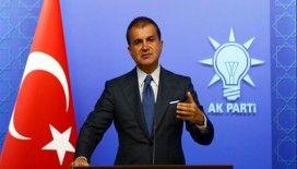AK Parti Sözcüsü Çelik: 'Avrupa, Balkanlar'ı kendi haline terk etti, Türkiye ise orada'