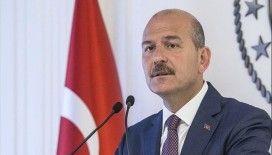 İçişleri Bakanı Soylu: Polisimiz üzerine aldığı sorumluluğun ağırlığını aziz milletimizin dualarıyla hafifletmekte