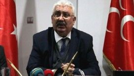 MHP'li Yalçın: PKK'nın Kulp saldırısı HDP'ye kırsaldan destek