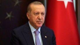 Cumhurbaşkanı Erdoğan, Diyarbakır'da şehit olan vatandaşların ailelerine başsağlığı mesajı gönderdi
