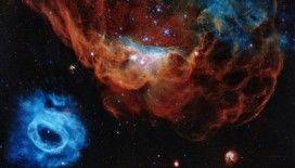 Hubble Uzay Teleskobu 30. yılını kozmosun yeni bir görüntüsüyle kutladı