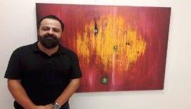 """Ressam Çevirgen: """"Sanatı çocukluktan itibaren her bireye aşılamalıyız"""""""