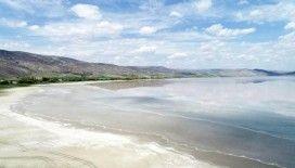 Kesin korunacak hassas alan ilan edilen Tuzla-Palas Gölü keşfedilmeyi bekliyor