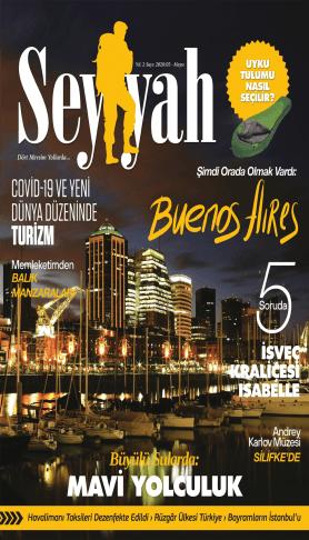 Seyyah - Mayıs 2020
