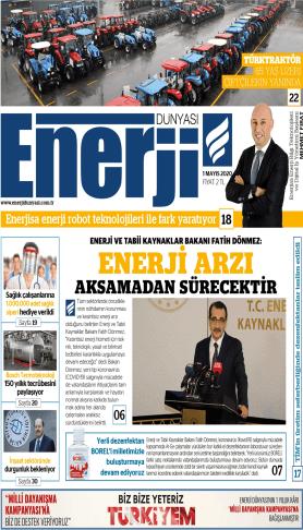 Enerji Dünyası - Mayıs 2020