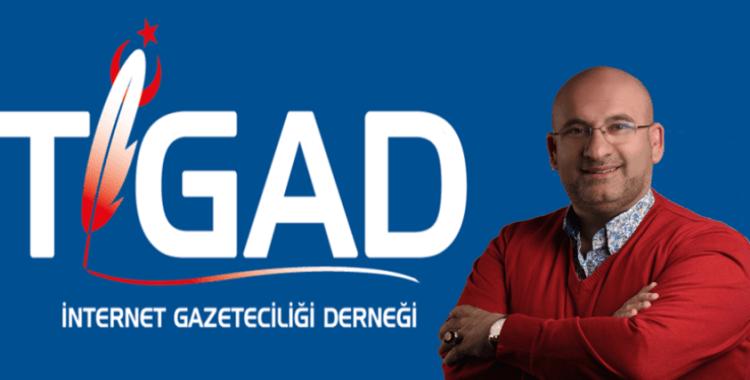 TİGAD Genel Başkanı Geçgel'den 'Dünya Basın Özgürlüğü Günü' Kutlama mesajı
