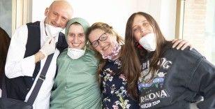 MİT'in kurtardığı İtalyan kız artık Ayşe ismini kullanacağını açıkladı