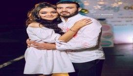Azerbeycan'ın gözde çifti Aypara Shikhiyeva ile Ali Mammadova evlendi