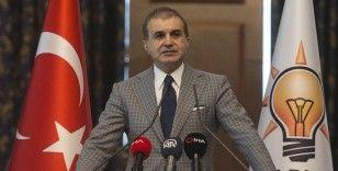 AK Parti Sözcüsü Çelik: Türkiye'nin darbe gündemi yoktur fakat belli bir siyasi odağın darbecilik gündemi vardır