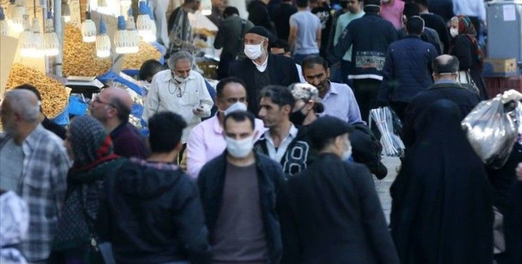 İran'da Kovid-19 salgınında can kaybı 6 bin 733'e yükseldi