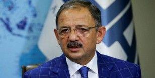 Özhaseki: 'CHP'nin göz önündeki belediyeleri ayrı bir devlet oluşturacak gibi çalışıyor'