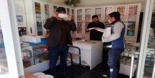 Adilcevaz Belediyesinden vatandaşlara maske desteği
