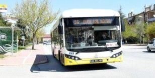Konya'da toplu ulaşım araçlarında klimalar çalışmayacak