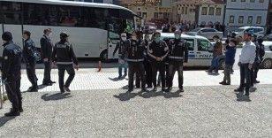 Çorum polisinden suç örgütüne operasyon: 8 tutuklama