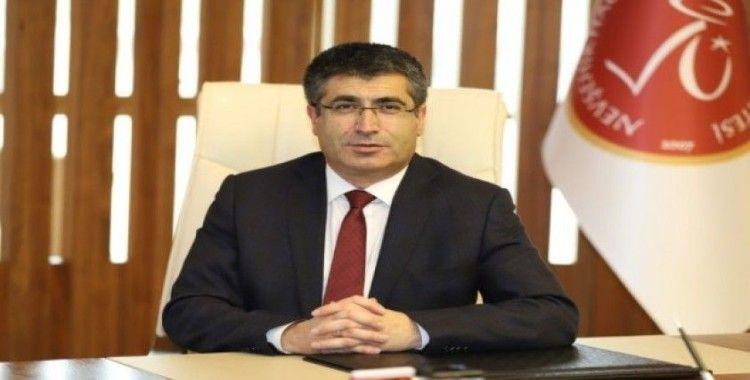 Rektör Aktekin, NEVÜ Bahar dönemi sınav usullerini açıkladı