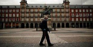 İspanya'da Kovid-19'dan ölenlerin sayısı 27 bin 321'e yükseldi