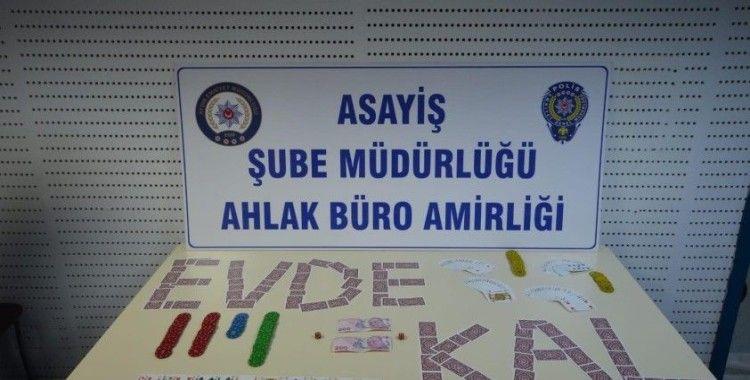 Aydın'da kumar operasyonu