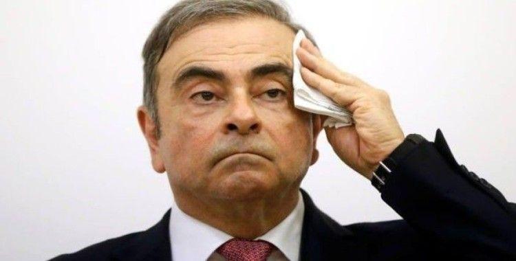 Nissan'ın firari eski CEO'nun filmleri aratmayan kaçışıyla ilgili iddianame kabul edildi