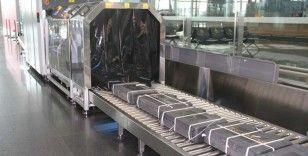 Yolcuların bagajları ultraviyole ışıkları ile temizlenecek