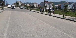Ordu'da trafik kazası: 3 genç yaralı