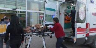 Mevsimlik tarım işçileri arasında silahlı çatışma: 3'ü ağır 11 yaralı