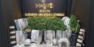 Antalya'da uyuşturucu operasyonlarında 41 kişi tutuklandı