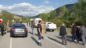 Jandarmaya EYP'li saldırı olayıyla ilgili 7 şüpheli gözaltına alındı