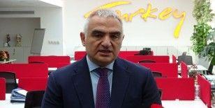 Bakan Ersoy: 'Yarınları inşa etmek için gece-gündüz demeden çalışmaya devam edeceğiz'