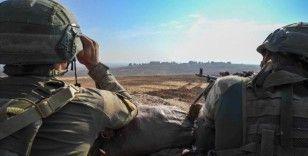 Fırat Kalkanı bölgesine sızmaya çalışan 2 PKK/YPG'li terörist etkisiz hale getirildi